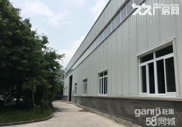 空港园区9000平厂房仓库高15米电500kva面积可分-图(1)