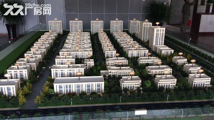 外环旁宁静高速天南大附近二层花园厂房6米挑高1290平米-图(1)