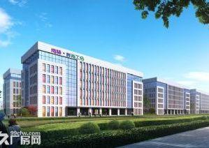 网驿时尚工场服装产业园600−5000方全新厂房独立产权可分可合无入驻门槛