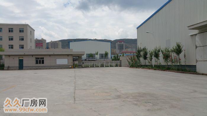 乌鲁木齐经济技术开发区全新写字楼出租1620平方-图(2)