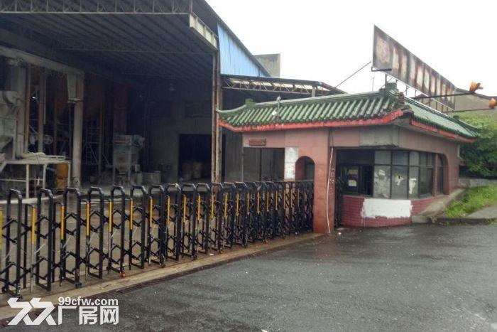 中吴大道旁优质厂房(原江苏华东机房集团有限公司)出租出售-图(3)