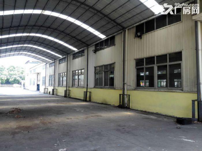 金都西路3800平方独门独院单层厂房出租(可分割)-图(6)