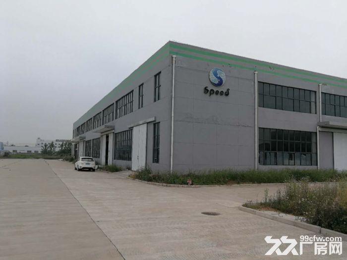 淮安工业园区黄金地段厂房22000平米(可分租/整租)-图(2)