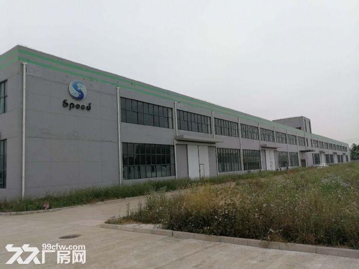 淮安工业园区黄金地段厂房22000平米(可分租/整租)-图(1)
