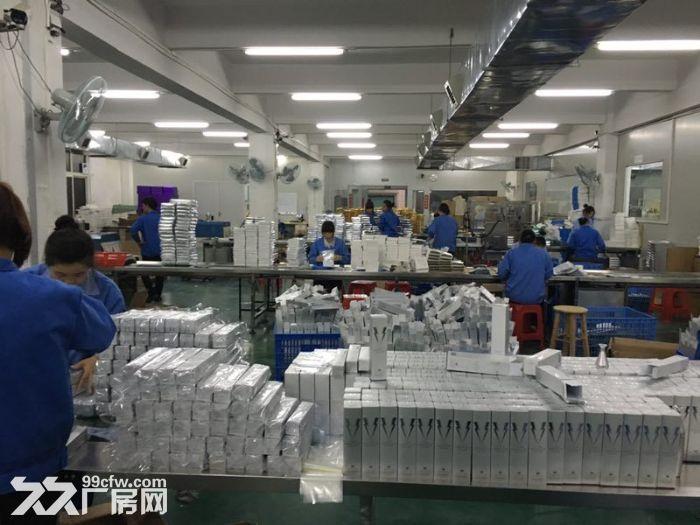 广州化妆品厂房转让已通过二证合一详情可来电咨询-图(1)