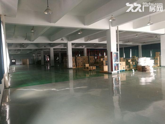 老余杭义桥工业区仓库厂房出租,有地坪,免装修-图(1)