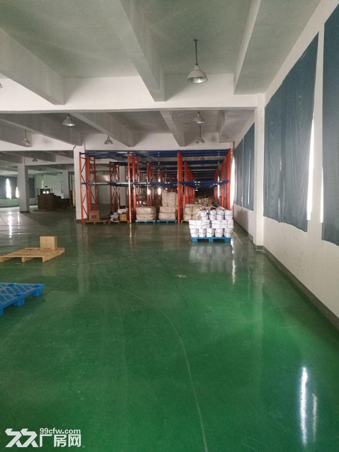 老余杭义桥工业区仓库厂房出租,有地坪,免装修-图(2)