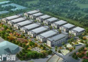 《环京产业园可环评》生产研发聚集区单层轻钢顶