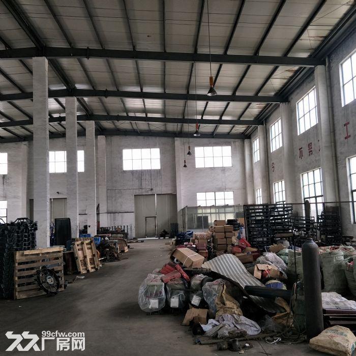 常州市天宁区郑陆镇1000方标准机械厂房出租-图(1)