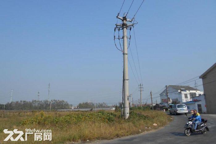 出售江阴市青阳镇小桥村锡澄路东侧商业土地-图(3)