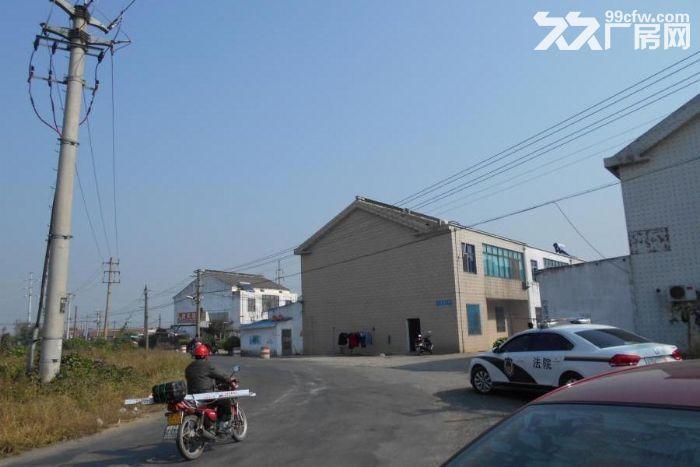 出售江阴市青阳镇小桥村锡澄路东侧商业土地-图(1)