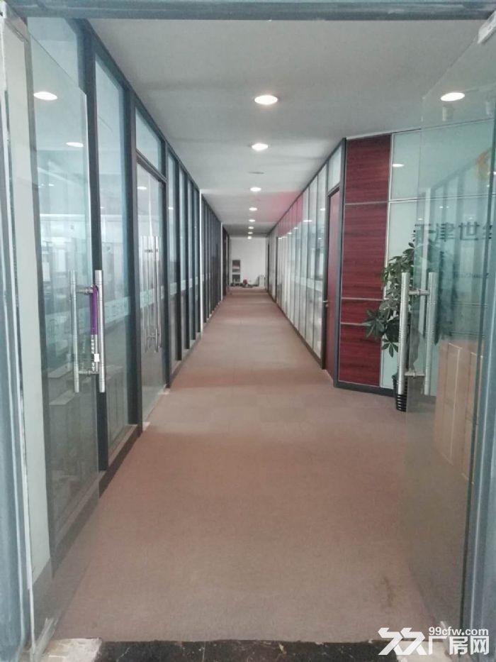 一楼商务办公、生产厂房,带装修拎包就用方便快捷无需多虑-图(3)