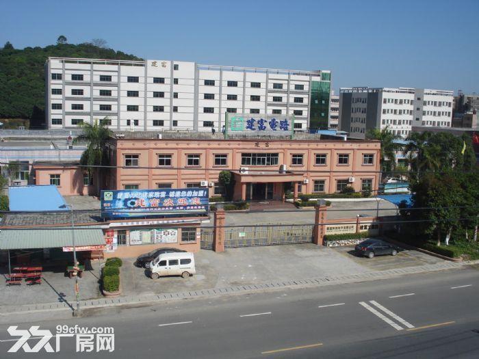 惠州市惠阳区沙田镇建富工业园标准厂房招租-图(8)