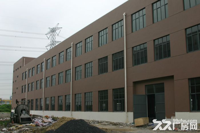 上海市松江区104板块厂房出租大虹桥板块,G60科技走廊,G15莘砖公路出口-图(6)