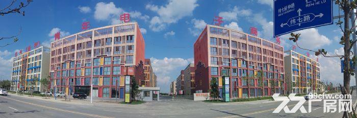 【小赵力荐】政府标准化厂房唯一一间一楼户型详情电询从速-图(1)