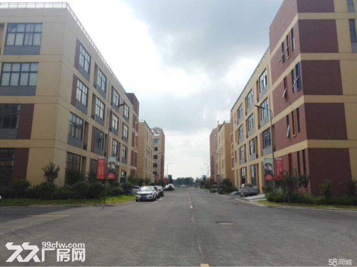 【小赵力荐】政府标准化厂房唯一一间一楼户型详情电询从速-图(2)