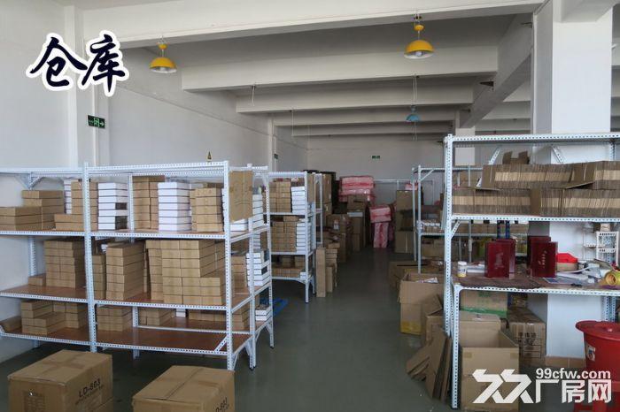 非中介零费用!番禺桥南街蚬涌500方标准厂房(带装修办公室)-图(5)