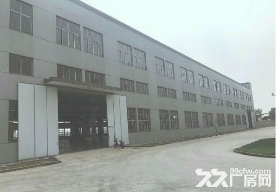 独门独院厂房仓库出租,环氧地坪已做好-图(2)