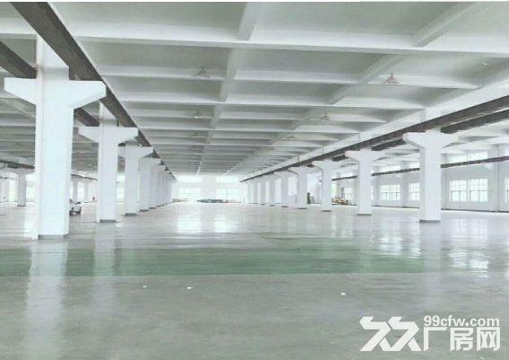 独门独院厂房仓库出租,环氧地坪已做好-图(1)