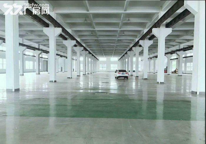 独门独院厂房仓库出租,环氧地坪已做好-图(3)