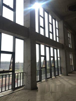 开发商出售独栋研发办公厂房框架结构一层高8米-图(1)