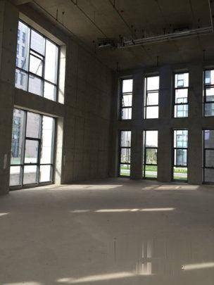 开发商出售独栋研发办公厂房框架结构一层高8米-图(3)