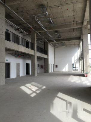 开发商出售独栋研发办公厂房框架结构一层高8米-图(5)