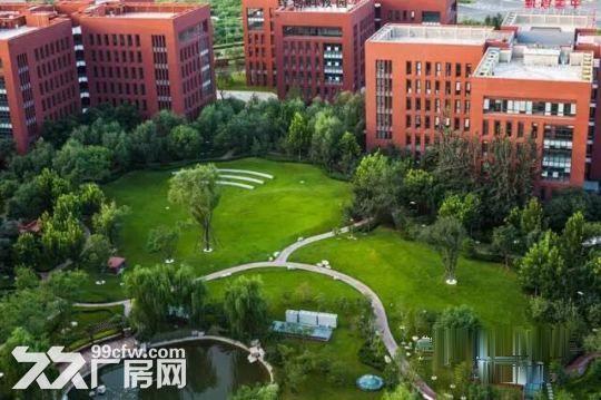 正规园区现房出售,可直接入住,可分割房本可分期-图(4)
