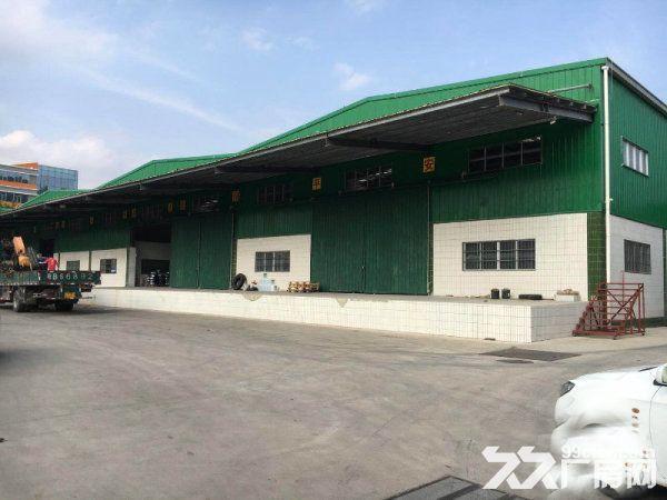 塘厦莲湖独栋钢构3560平方、滴水9米、适合重工业-图(1)