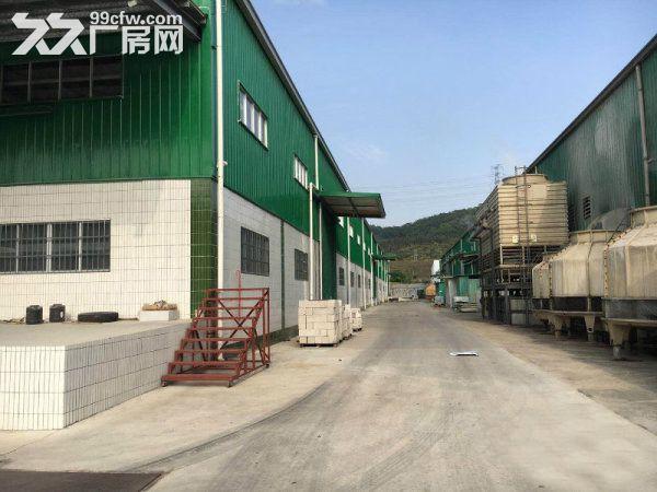 塘厦莲湖独栋钢构3560平方、滴水9米、适合重工业-图(4)
