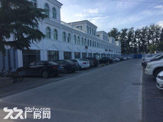亦庄开发区一层1000平工业用地有房本招租仓储展厅-图(1)