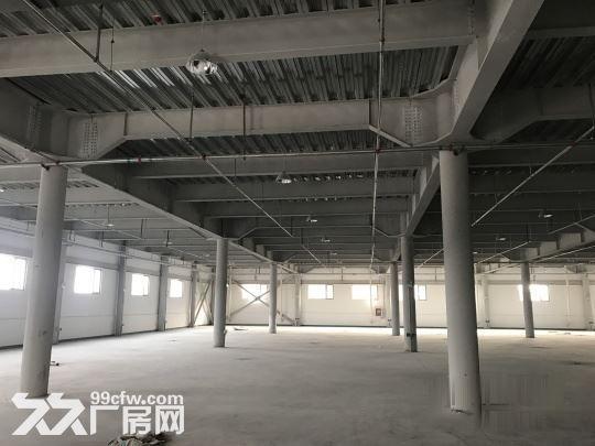 六环外南中轴路旁2100平手续齐全全新高台库出租-图(1)