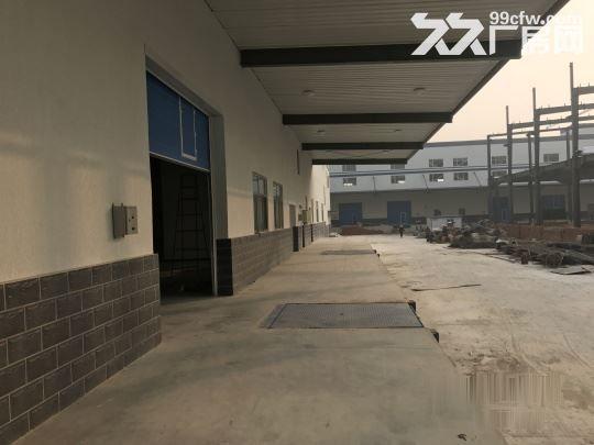 六环外南中轴路旁2100平手续齐全全新高台库出租-图(3)