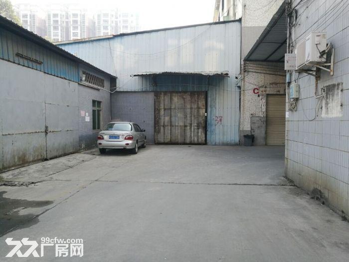 凤岗黄洞塑胶抽粒破碎展柜家私便宜钢结构厂房出租-图(4)