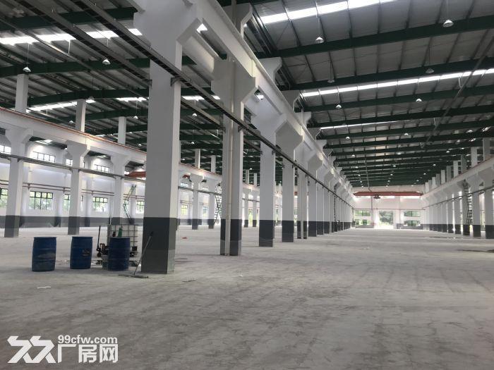 出租高浪路高架附近2800平新建标准机械厂房-图(2)