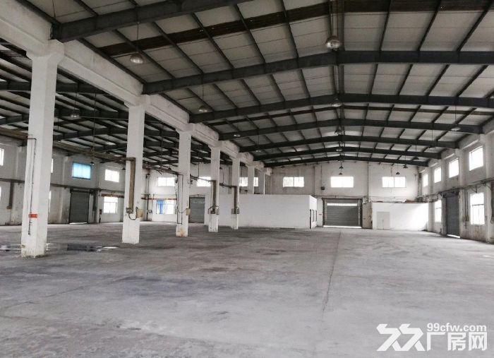 锡山东亭2300平独栋厂房空地大一手房东-图(1)