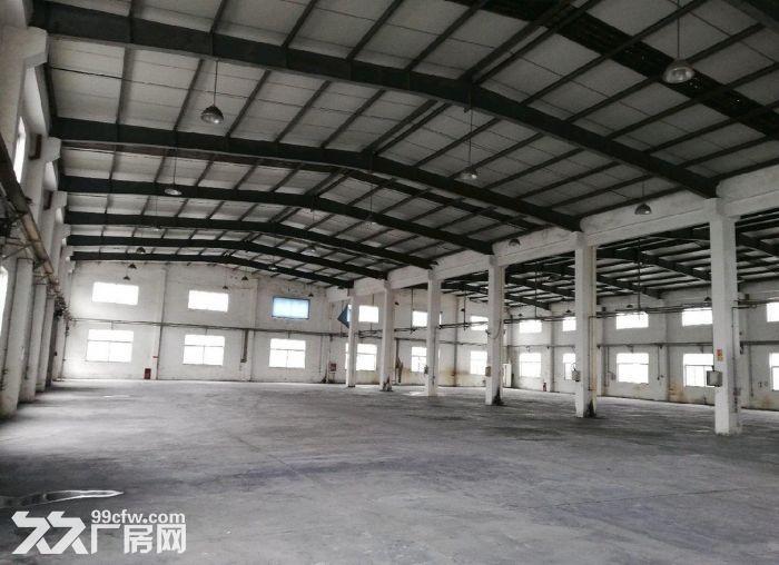 锡山东亭2300平独栋厂房空地大一手房东-图(3)