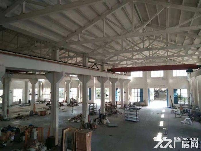 锡山东亭东方钢材城附近4000平独栋机械厂房-图(1)