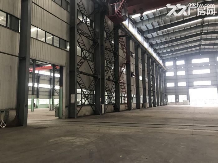 苏州与无锡交界处5000平标准机械厂房带行车-图(2)