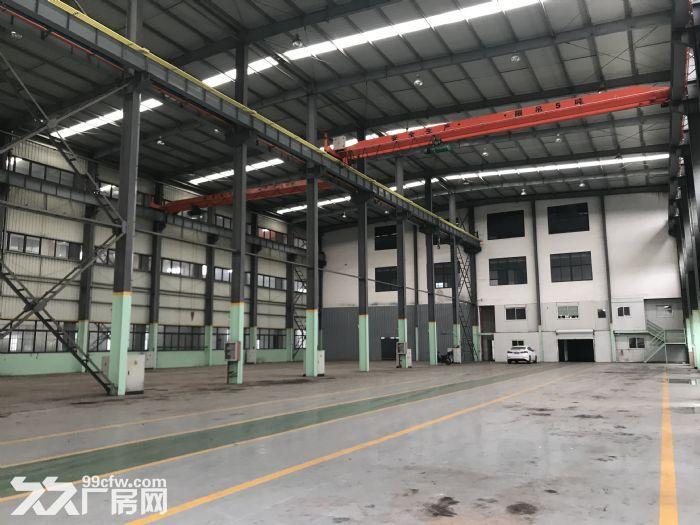 苏州与无锡交界处5000平标准机械厂房带行车-图(3)