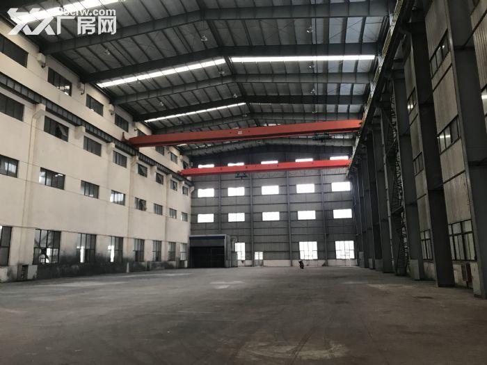 苏州与无锡交界处5000平标准机械厂房带行车-图(4)