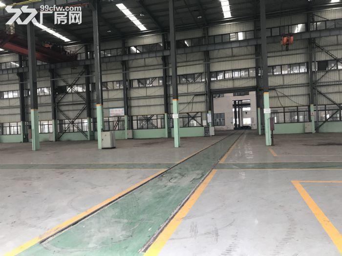 苏州与无锡交界处5000平标准机械厂房带行车-图(5)