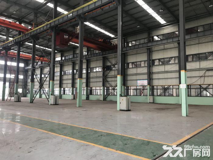 苏州与无锡交界处5000平标准机械厂房带行车-图(7)