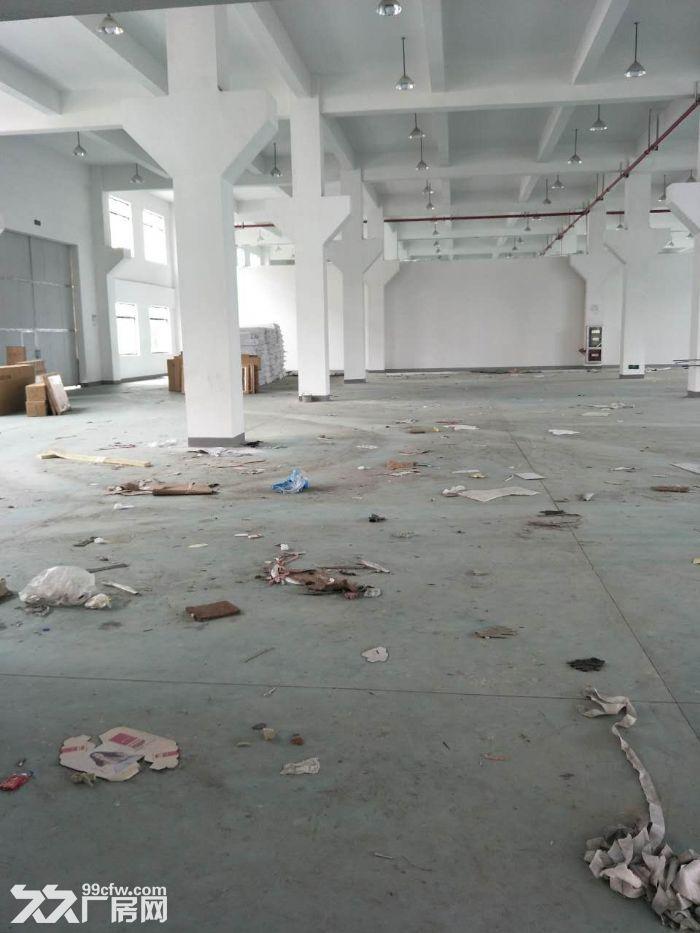 一手房东诚租,北桥独栋单层3000㎡机械厂房,招租-图(1)