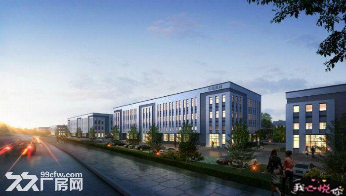 出售厂房50年独栋分割产权双证正规园区房可按揭贷款-图(2)