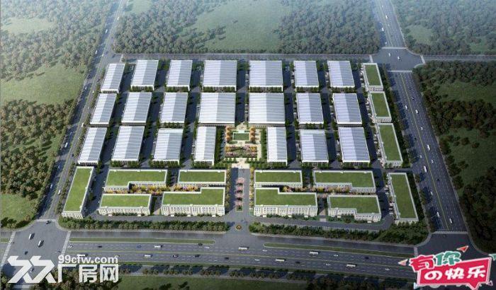 出售厂房50年独栋分割产权双证正规园区房可按揭贷款-图(4)