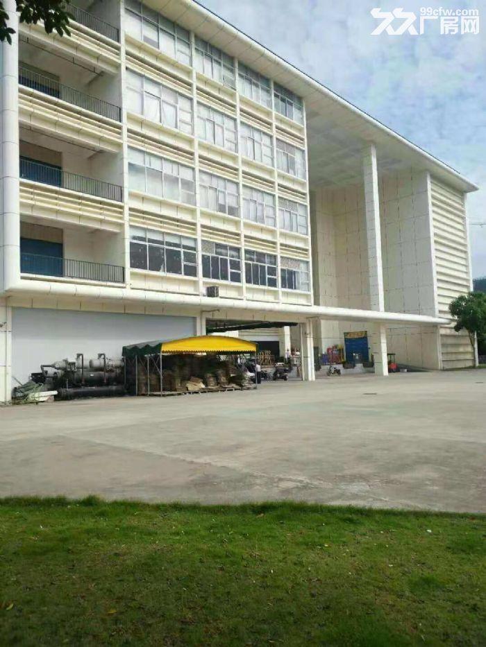 科学城大合科技园花园式厂房10000m²出租、可分租-图(2)