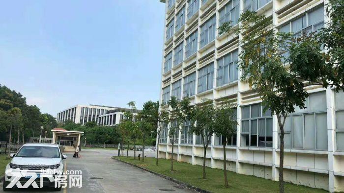科学城大合科技园花园式厂房10000m²出租、可分租-图(6)