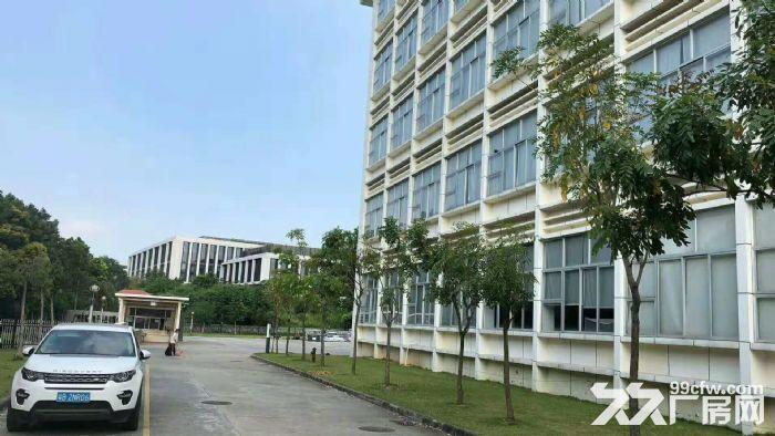 科学城大合科技园花园式厂房10000m²出租、可分租-图(7)