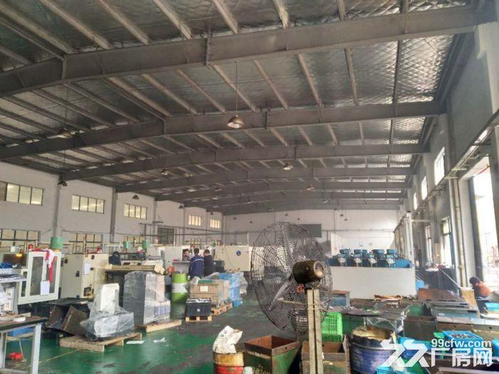 蓬朗镇独门独院火车头式2000平厂房可分割产证齐全-图(1)